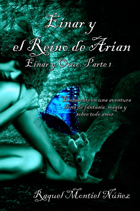 Book Cover: Einar y el Reino de Arian
