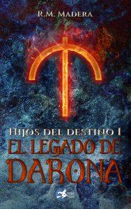 Portada El legado de Darona